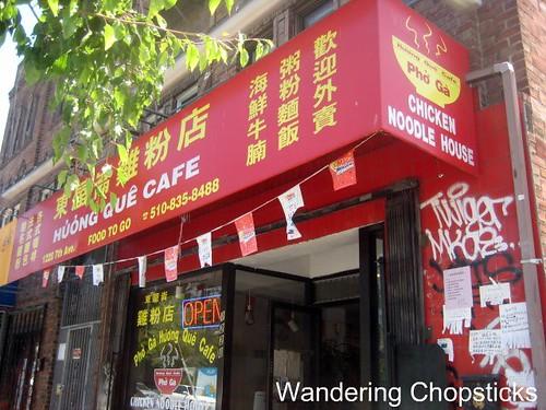 2 Pho Ga Huong Que Cafe - Oakland 1