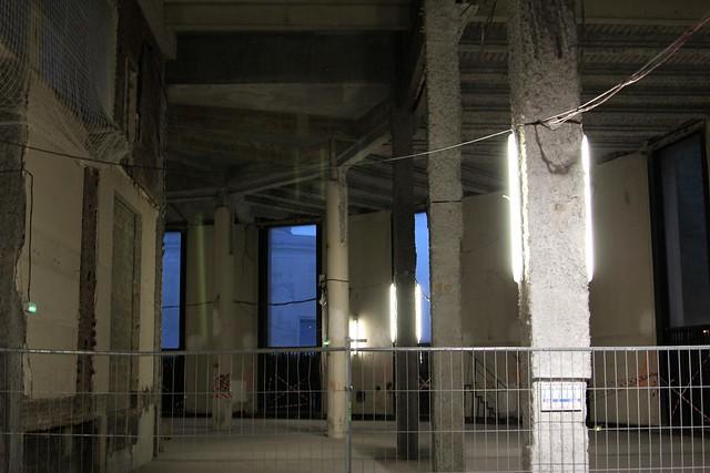 Sous-sol du Palais de Tokyo