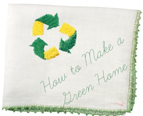 How to Make a Green Home 2