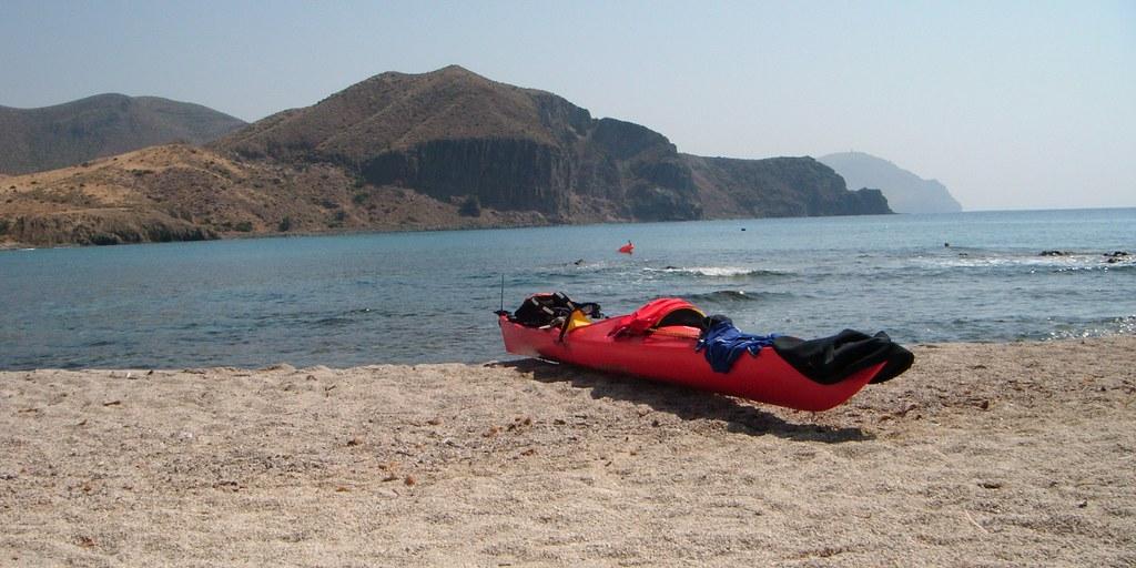 Cabo de Gata en kayak 716