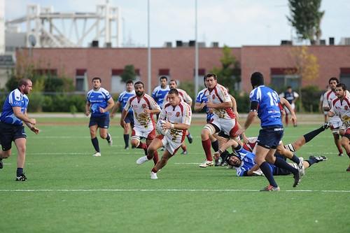 Fiamme Oro contro il Brescia - foto Claudio Gennari