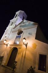 Nerja at Night (Simon_Patrick) Tags: lighting church night spain nikon angle wide tokina nerja 1224 d90