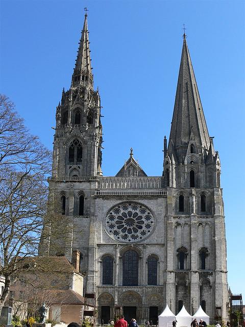 Notre-Dame de Chartres cathedral