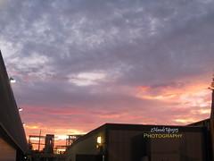 sunset at State Fair (2HandzUp1913) Tags: california camera sunset sky colors canon statefair powershot pointandshoot sacramento hue a650 flickraward img2596