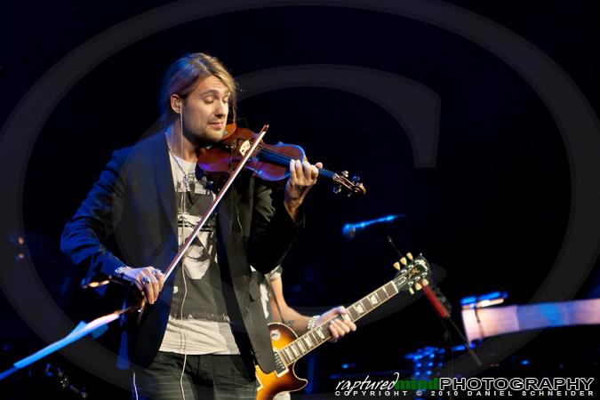 David Garrett - Köln, Lanxess Arena - 31.10.2010
