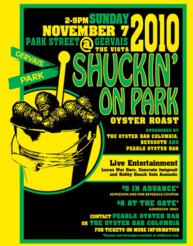 Shuckin' on Park!
