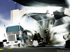 Die Hard 4 in Second Life