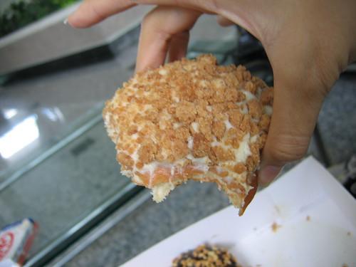 cheesecake doughnut