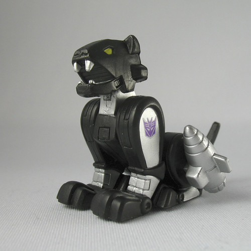 TF Robot Heroes Ravage