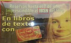 Los libros del eroski llevan IBSN