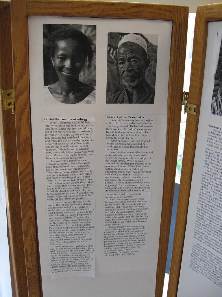 Biographies: Telemanta and Kasuki Calona