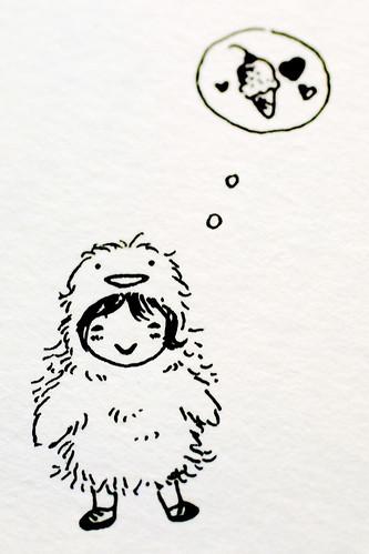 Lee Anne's doodle