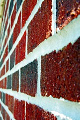 All and all it's just another brick in the wall (Patflinschrod) Tags: red brick wall tag3 taggedout interestingness tag2 tag1 outdoor nj explore heights hasbrouck mywinners explore332july82007