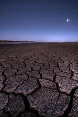 Desert Moon Rising - by Josh Sommers