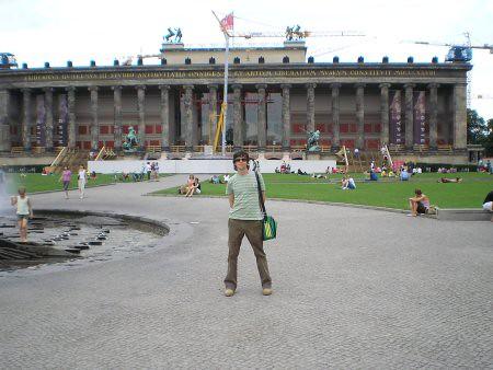 El museo de Berlin
