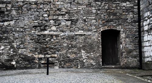 Los fríos muros de Kilmainham Gaol. Por Dublín (3)