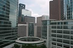 Ex Enron Area (J-a-x) Tags: usa architecture buildings downtown texas skyscrapers houston enron