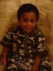 my baby (تناهيد ليل) Tags: تميم قطر عسكري الجيش ضابط