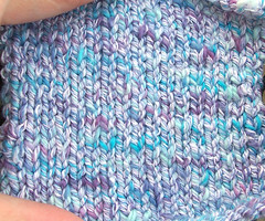 Artful Yarns' Candy swatch