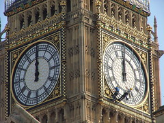 """Time on their hands"" (law_keven) Tags: england london westminster time bigben cleaning clocks classy palaceofwestminster frozenintime twofaced stoppingtime explore500 housesofpaliament thatsclassy cleaningtheclock timeontheirhands photoexel"