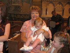 Nana in Church