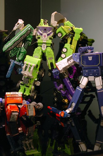Devastator's Night on the Town