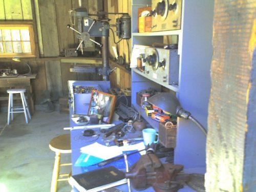 The Original HP Garage Workshop