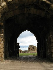 St Andrews Castle (El Fideldo) Tags: castle st scotland andrews cathedral fife