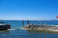 Blue horizon (faxao) Tags: boats garda sailing barche vela ishares centomiglia extreme40