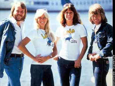 ABBA Camisetas