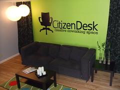 Citizen Desk Reception Room