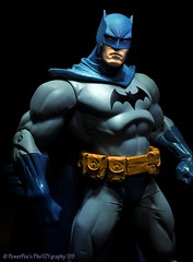 Batman (PowerPee) Tags: macro toys actionfigure dc nikon batman 60mm collectibles d300 kubert