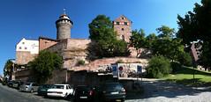 Burg von Nürnberg