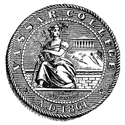 Original Vassar Seal