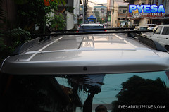roofbar for CRV