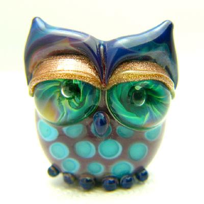 Peacock Owl I