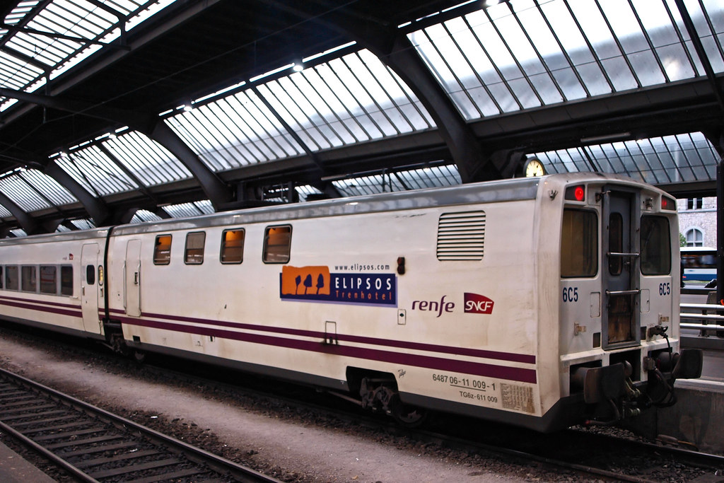 The world 39 s best photos of elipsos and sncf flickr hive mind for Renfe barcelona paris