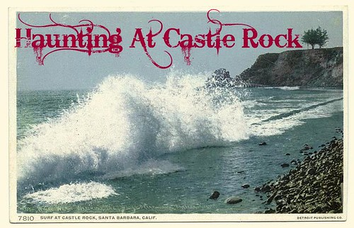 Castle Rock Beach Lantern Slide
