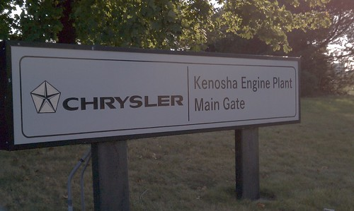 Chrysler Main Gate