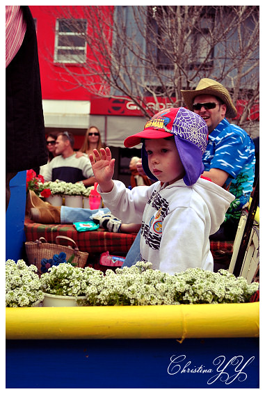 61st Toowoomba Carnival of Flowers: Flower Parade