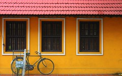 Pondicherry - House (Dreamer of the Planet) Tags: india french pondicherry frenchcolony
