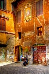 Graffiti (Scatti di memoria) Tags: italy rome roma graffiti soe thewall hdr decayed ilmuro blueribbonwinner photomatix colorphotoaward superaplus aplusphoto superbmasterpiece goldenphotographer ysplix thegalleryoffinephotography