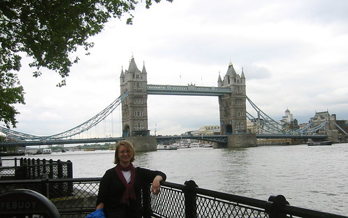Kate & Tower Bridge