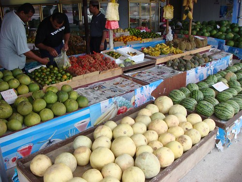 Fruit lovers' paradise...Langkawi Island