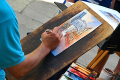 Painter (Rickydavid) Tags: venice italy painting paint italia colours quadro brush canvas painter brushes venezia colori pennello pittura pittore tavolozza pennelli colorphotoaward