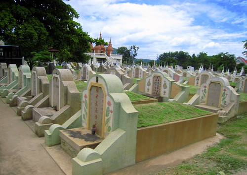 Chinese war cemetery