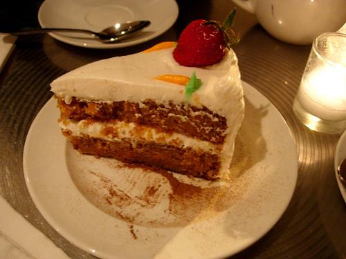 Dessert @ teany - 90 Rivington St