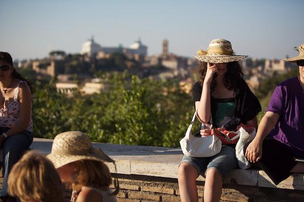 Nice weekend in Rome #1