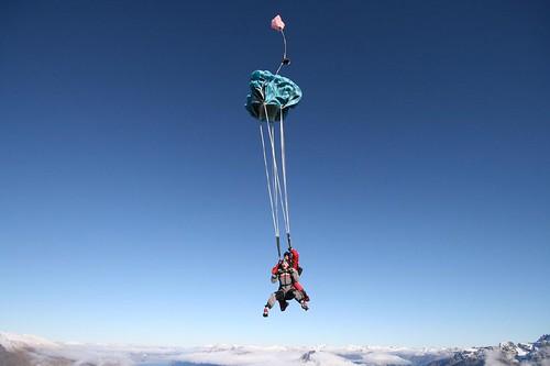 Parachutisme NZ 7