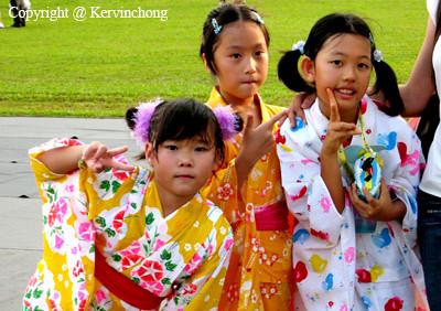 Kids-Yukata